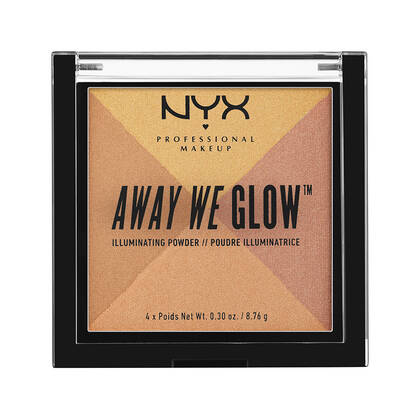AWAY WE GLOW ILLUMINATING POWDER