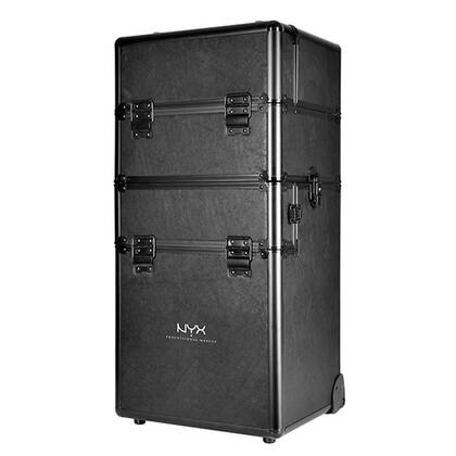 3-TIER MAKEUP ARTIST TRAIN CASE