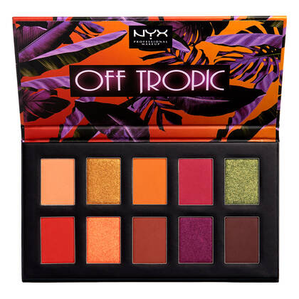 Off Tropic Shadow Palette - Shifting Sand