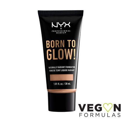 BORN TO GLOW! NATURALLY RADIANT FOUNDATION PODKŁAD